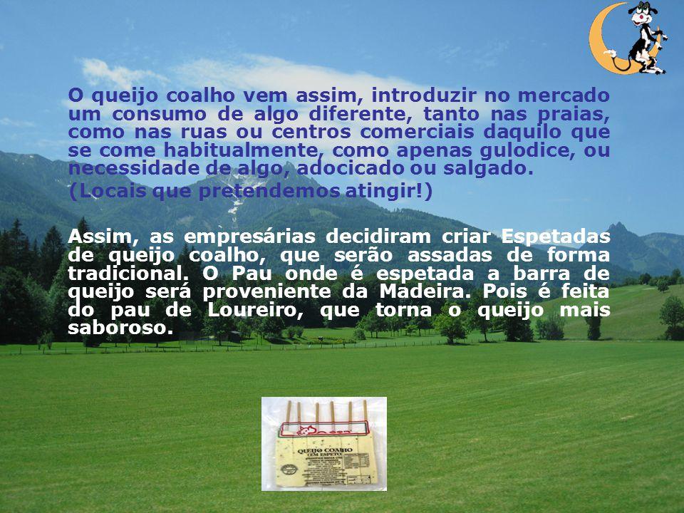 A criação desta empresa surge com uma viagem ao Brasil das duas sócias há 2 anos atrás. Na sua estada observaram que o queijo coalho assado era do agr
