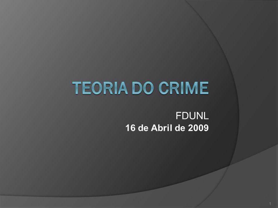 1 FDUNL 16 de Abril de 2009