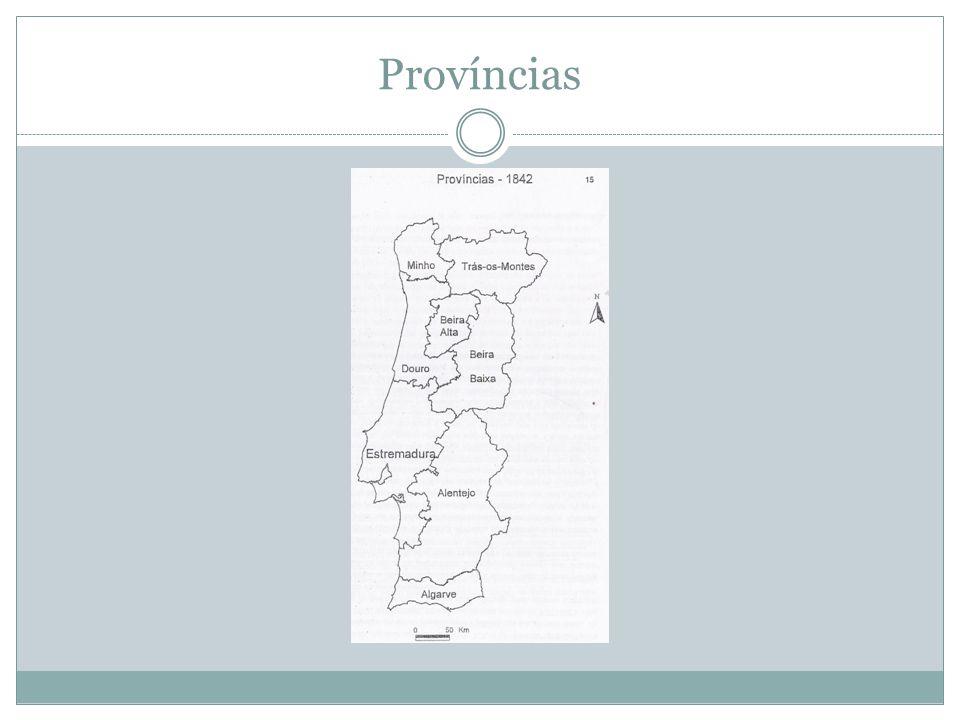 Províncias
