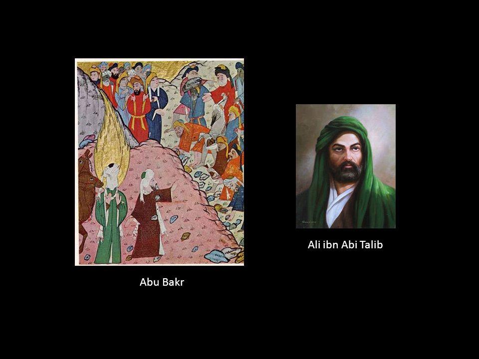 Ali ibn Abi Talib Abu Bakr