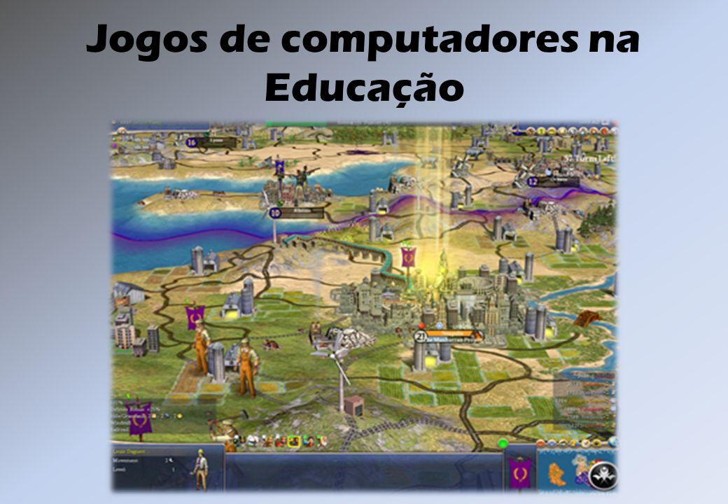 Jogos de computadores na Educação
