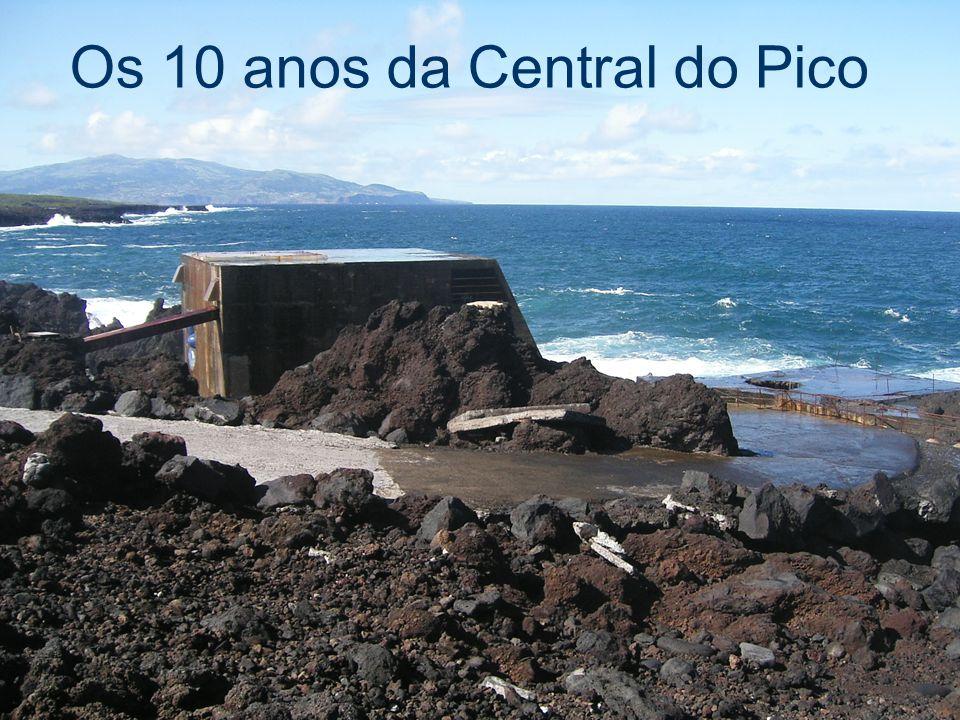 CLAE - 2009 Os 10 anos da Central do Pico