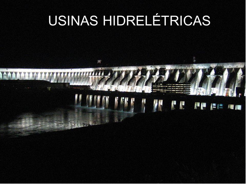 JJ KKK KK PEQUENAS CENTRAIS ELÉTRICAS PEQUENAS CENTRAIS HIDRELÉTRICAS - PCHs Potência entre 1 e 30 MW e área inundada 3,0 km 2 ; Crescimento: 100 PCHs em 1998 320 PCHs em 2008 (450 MW 2.300 MW);