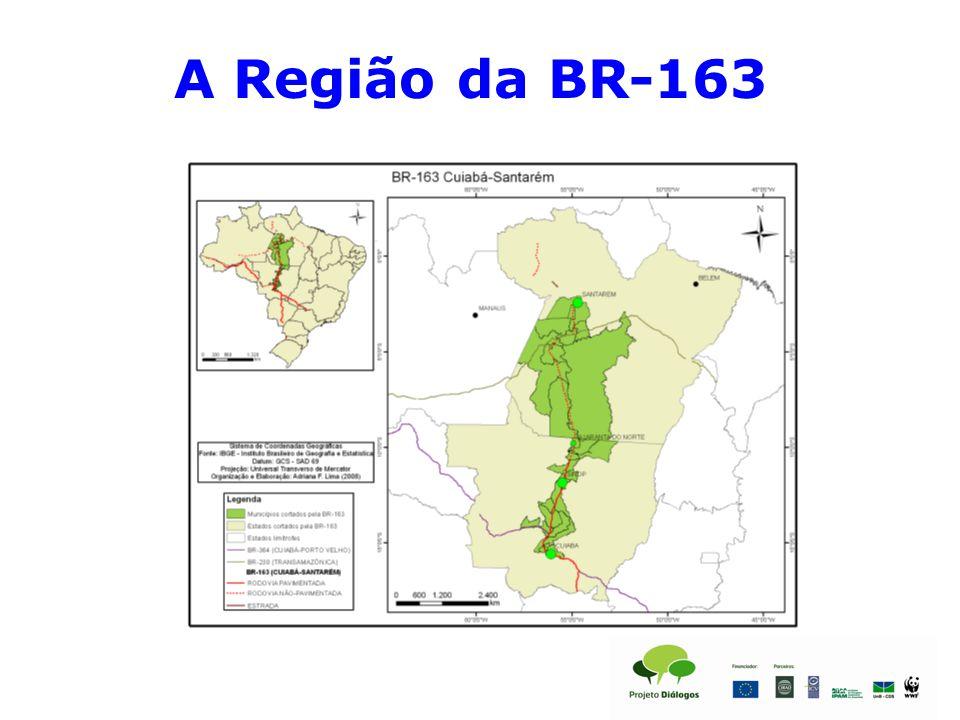 A Região da BR-163