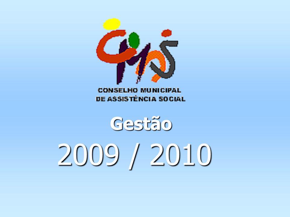 Gestão 2009 / 2010
