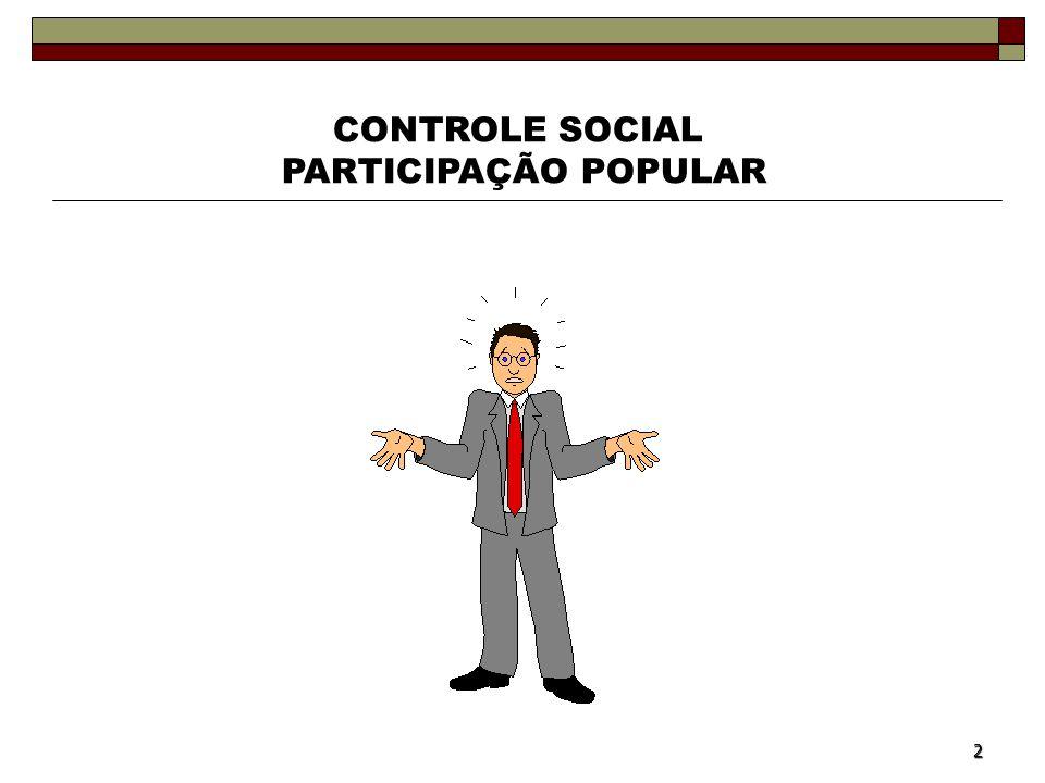 2 CONTROLE SOCIAL PARTICIPAÇÃO POPULAR