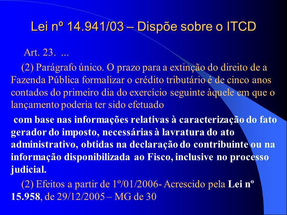 Decadência no ICMS Art.150 - O lançamento por homologação......