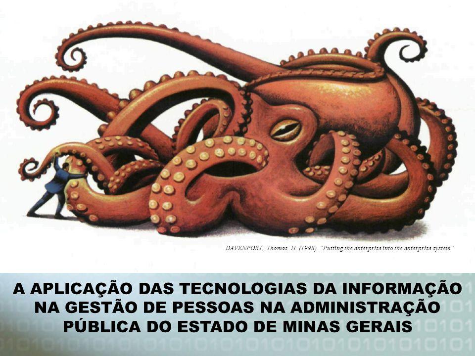 DAVENPORT, Thomas. H. (1998). Putting the enterprise into the enterprise system