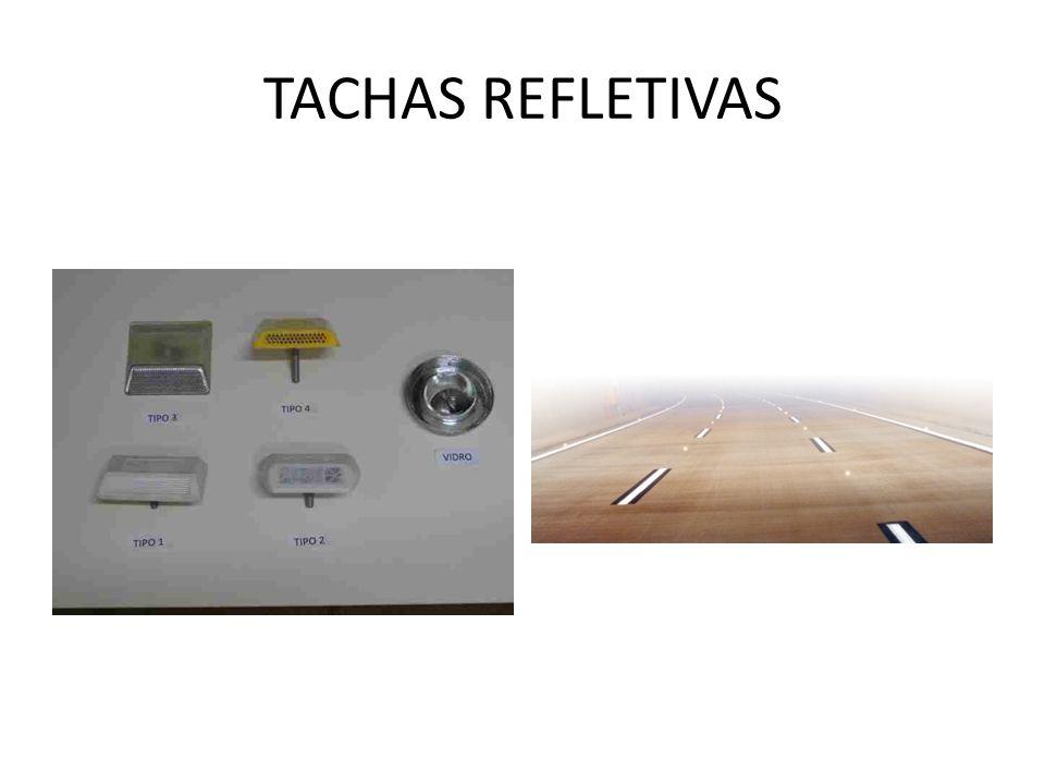 TACHAS REFLETIVAS