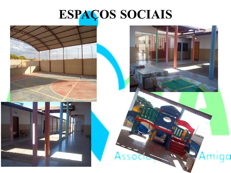 ESPAÇOS SOCIAIS