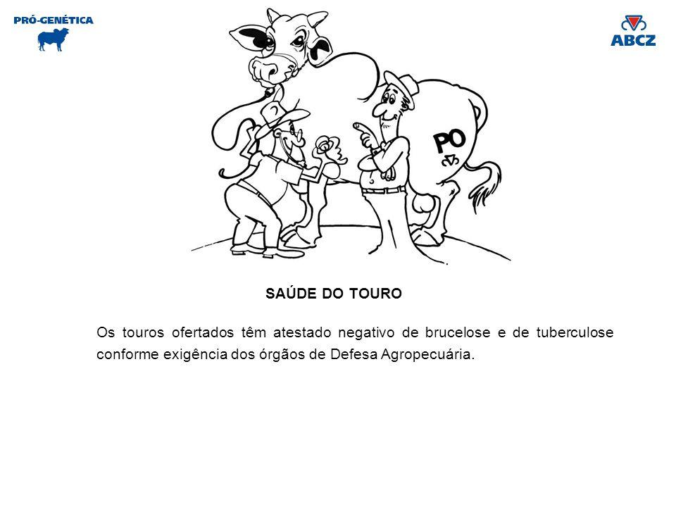 CERTIFICADO DE PRODUÇÃO Para participar do PRÓ-GENÉTICA o touro deve possuir certificado de participação em provas zootécnicas que o identifique como melhorador para a produção de leite ou de carne.