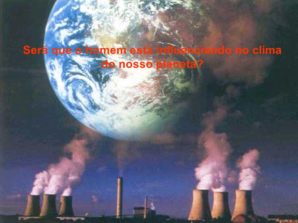 Aquecimento Global e Mudanças Climáticas Evidências do Aquecimento Global e das Mudanças Climáticas Patagônia - Argentina