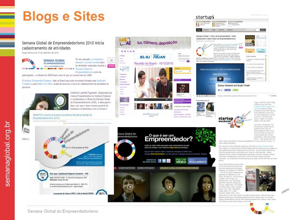 Semana Global do Empreendedorismo semanaglobal.org.br Blogs e Sites
