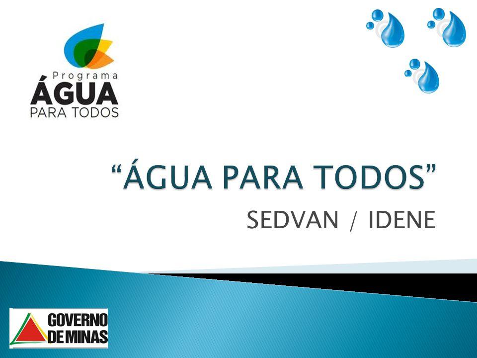 SEDVAN / IDENE
