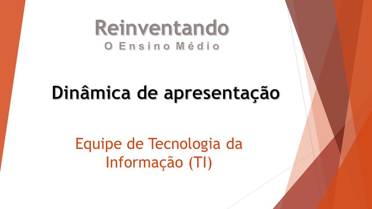 Equipe de Tecnologia da Informação (TI)
