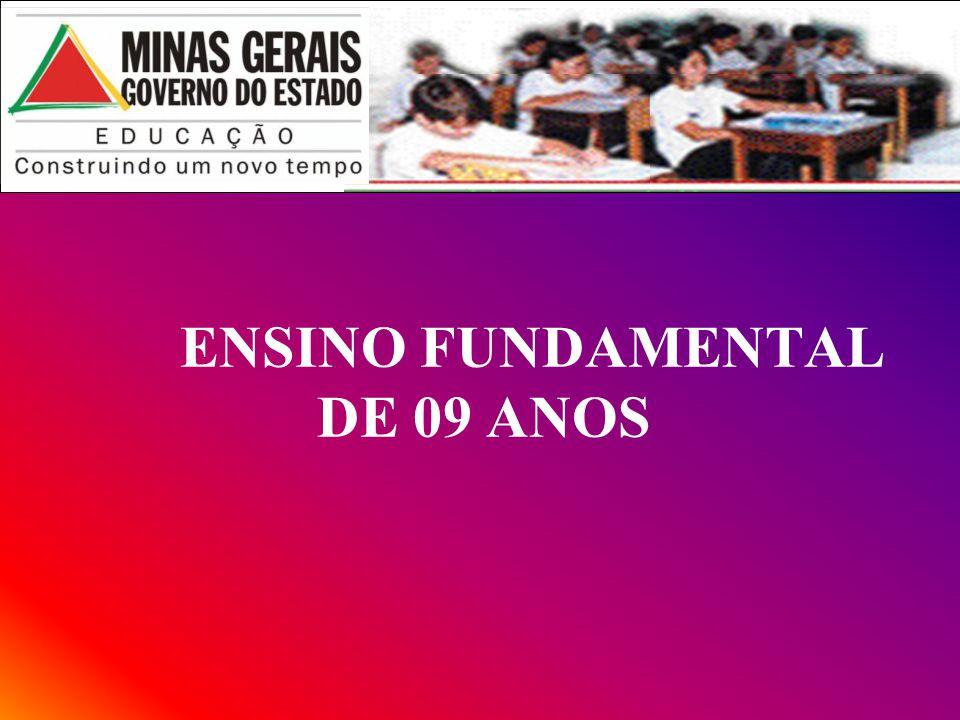 ENSINO FUNDAMENTAL DE 09 ANOS