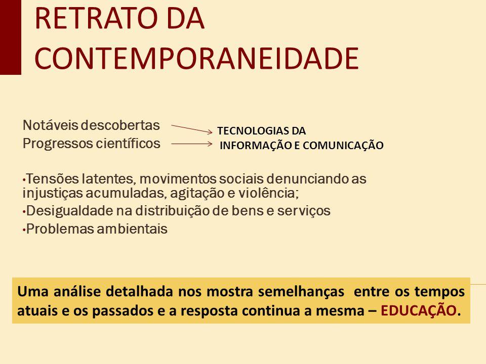 PROBLEMATIZAÇÃO DO TEMA .