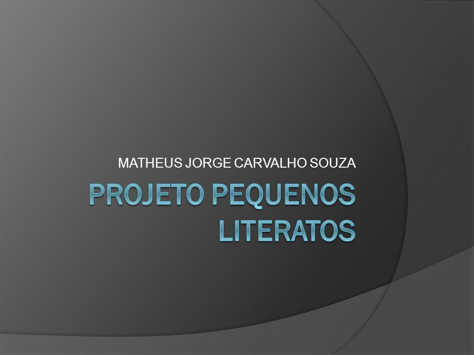 MATHEUS JORGE CARVALHO SOUZA