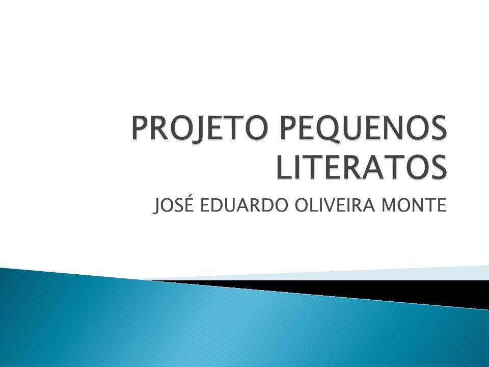 JOSÉ EDUARDO OLIVEIRA MONTE