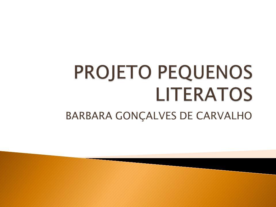 BARBARA GONÇALVES DE CARVALHO