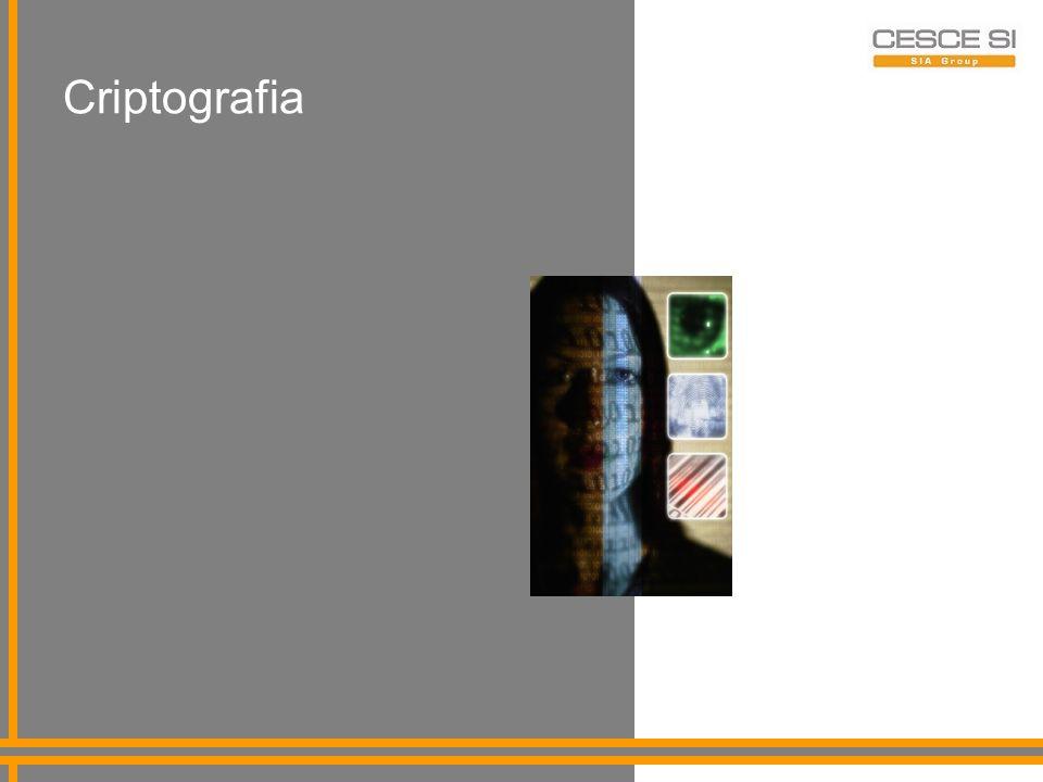 Abril 2004 Jorge Portugal (jportugal@cesce.pt) Criptografia Existe há muitos séculos; Maior problema que limitou desde sempre a utilização de criptografia: gestão das chaves; Chave: valor numérico que é utilizado num algoritmo ou função matemática para alterar os dados (cifrar).