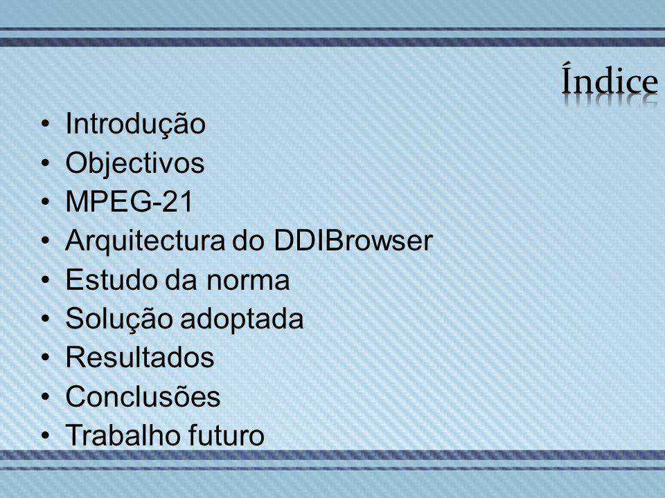 Criação de DIXOs com o intuito de implementar de forma distribuída as DIBOs Adição de um valor de retorno nas DIXOs
