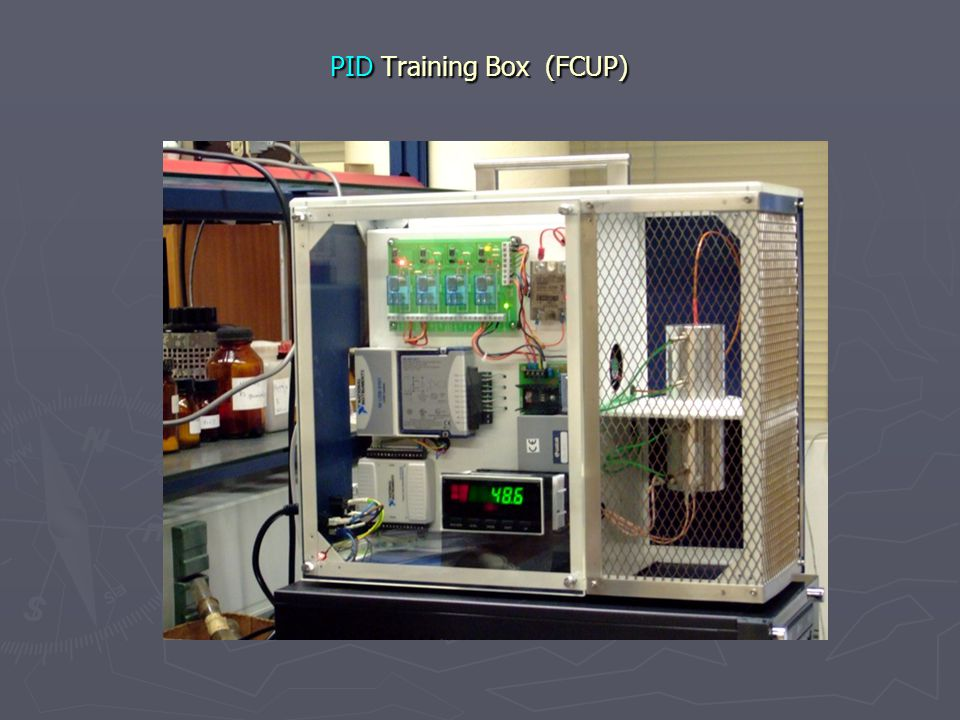 PID Training Box (FCUP)