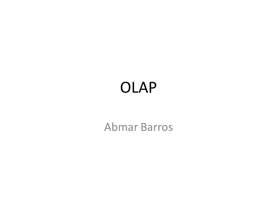OLAP Abmar Barros