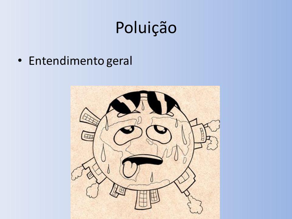 Poluição Entendimento geral