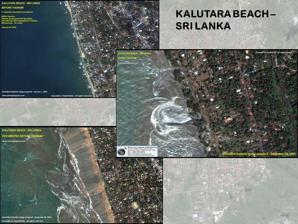 KALUTARA BEACH – SRI LANKA