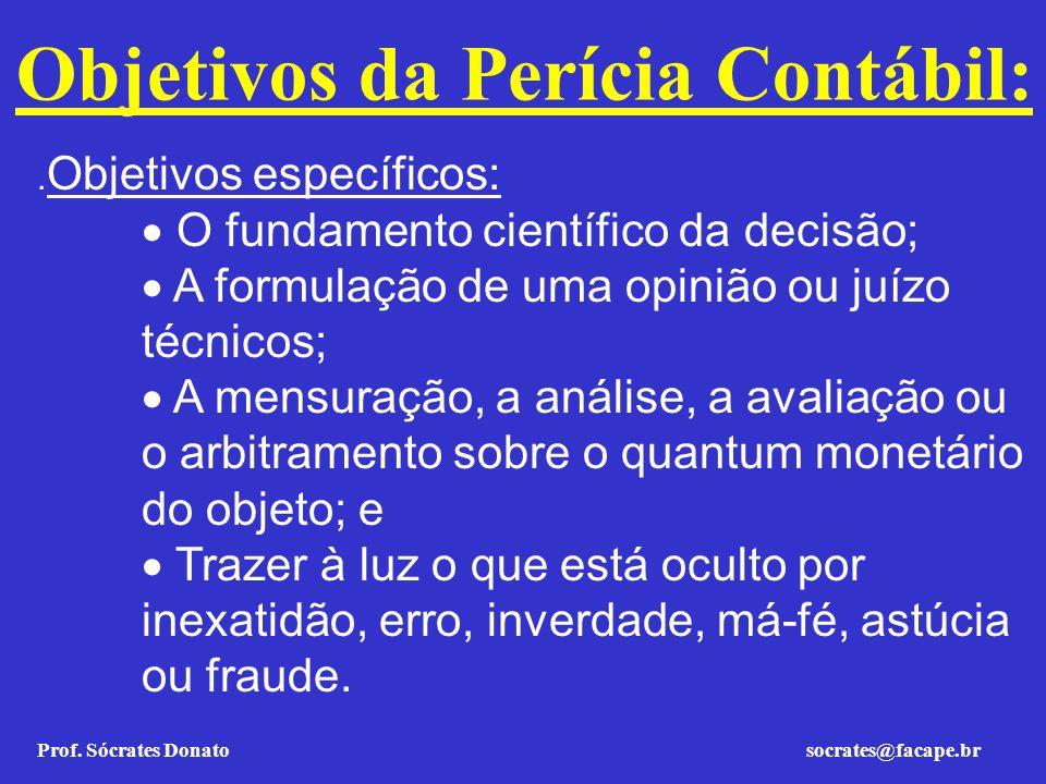 Prof.Sócrates Donato socrates@facape.br.