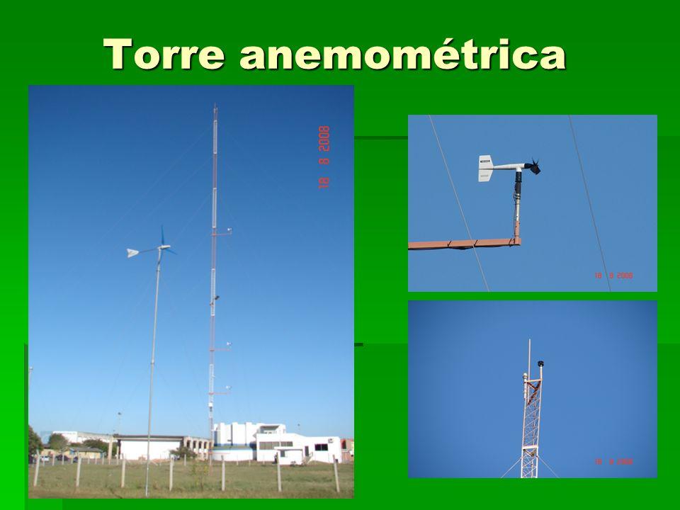 Torre anemométrica