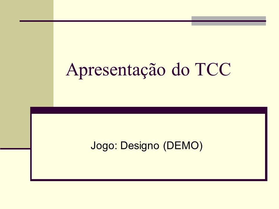 Apresentação do TCC Jogo: Designo (DEMO)