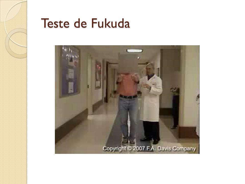 Teste de Fukuda