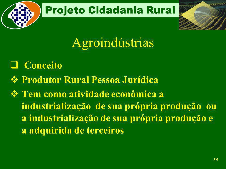 54 Projeto Cidadania Rural GFIP Prestação de Serviços o FPAS 787 Campo CNPJ/CEI - matrícula CNPJ Campo FPAS - 787 - Produtor rural pessoa jurídica em