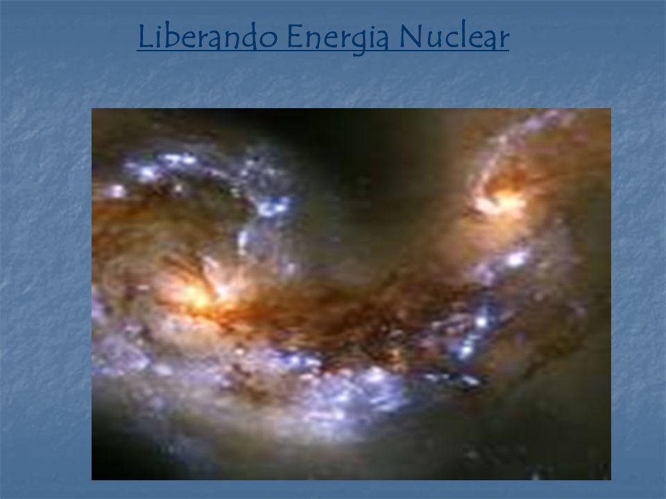 Liberando Energia Nuclear