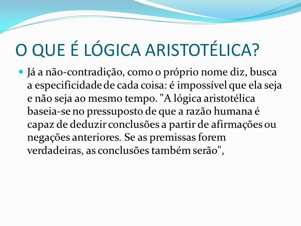 Silogismo Num silogismo, as premissas são um ou dois juízos que precedem a conclusão e dos quais ela decorre como consequente necessário dos antecedentes, dos quais se infere a conseqüência.