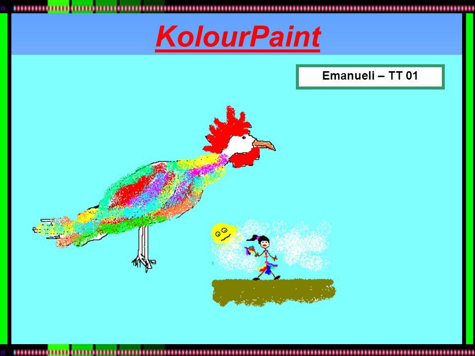 KolourPaint Emanueli – TT 01