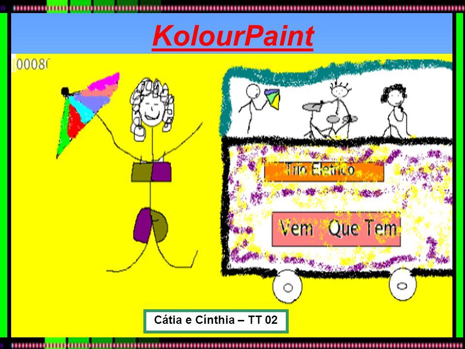 KolourPaint Cátia e Cínthia – TT 02