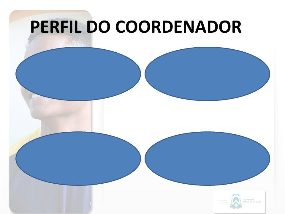 PERFIL DO COORDENADOR