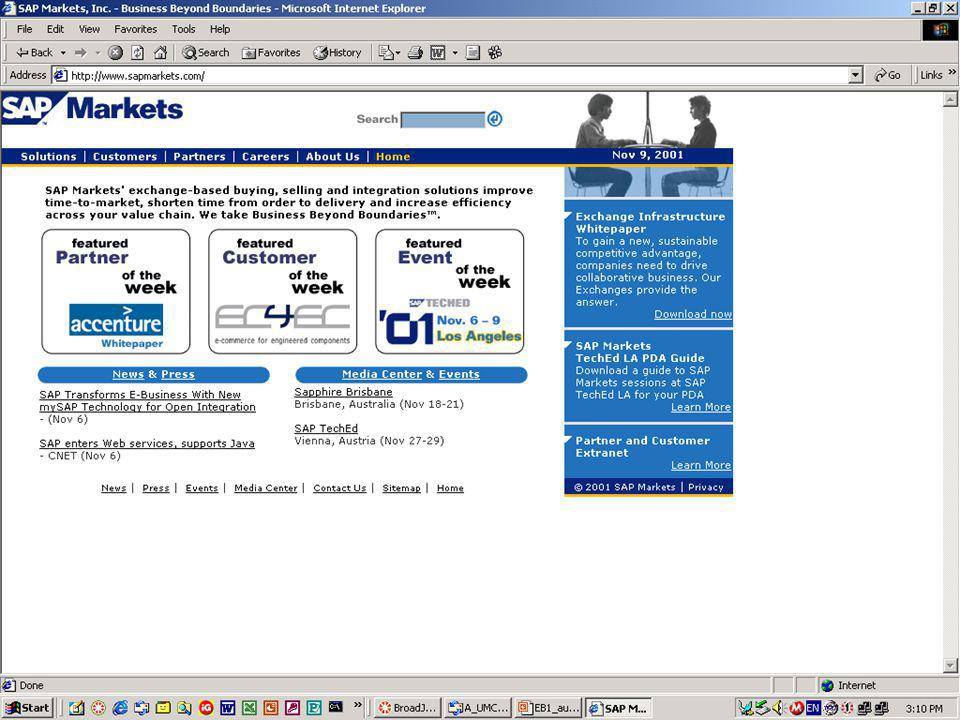 All e Business ® 60 Modelo de Gestão I (e-Procurement Independente do e-Supply Chain Management) e-Procurement