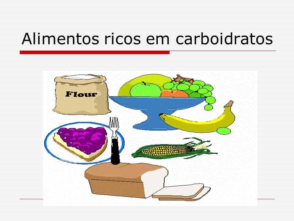 Grânulos de amido Formados por 2 estruturas básicas: Amilose Amilopectina Grande variação nos alimentos: Amilose 70% e amilopectina 30%