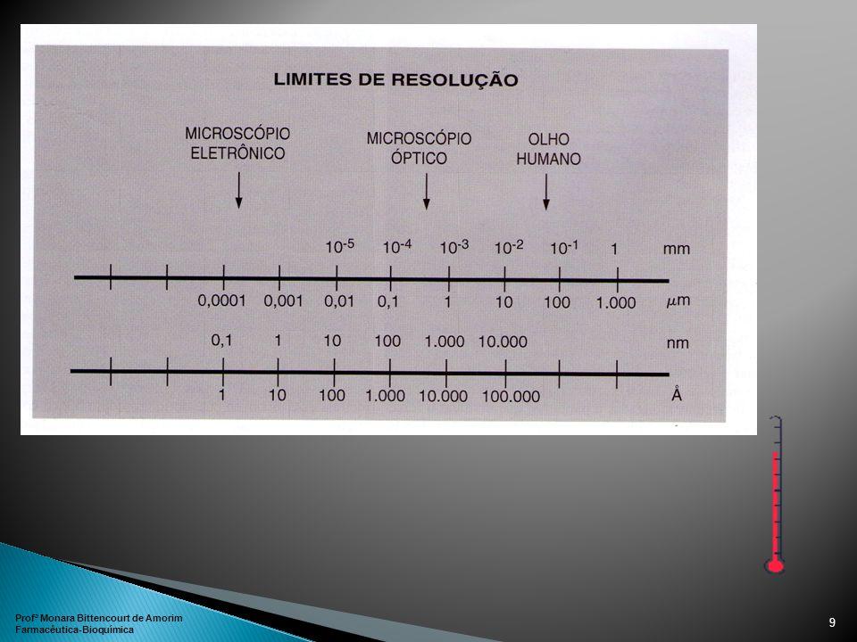9 Profª Monara Bittencourt de Amorim Farmacêutica-Bioquímica