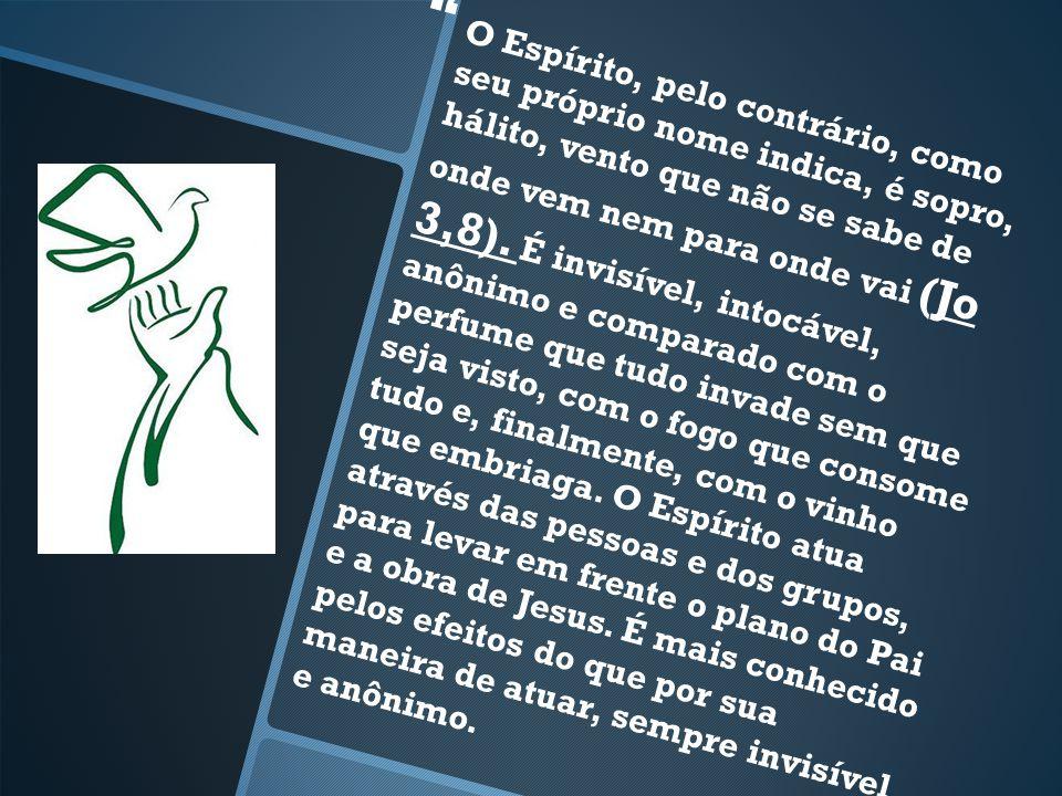 CRITÉRIO PARA DISCERNIR O ESPÍRITO Como distinguir a presença do Espírito de outras manifestações ou espíritos que não procedem de Deus.