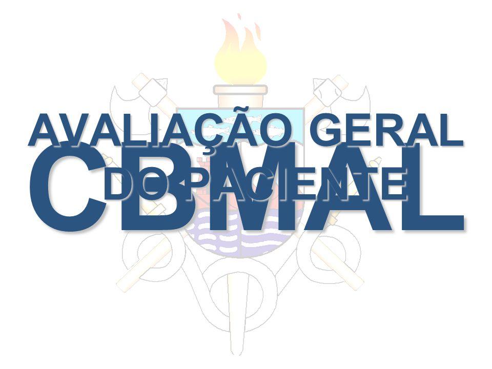 CBMAL AVALIAÇÃO GERAL DO PACIENTE