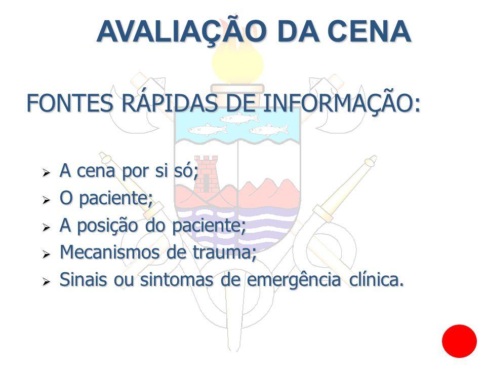 FONTES RÁPIDAS DE INFORMAÇÃO: A cena por si só; A cena por si só; O paciente; O paciente; A posição do paciente; A posição do paciente; Mecanismos de
