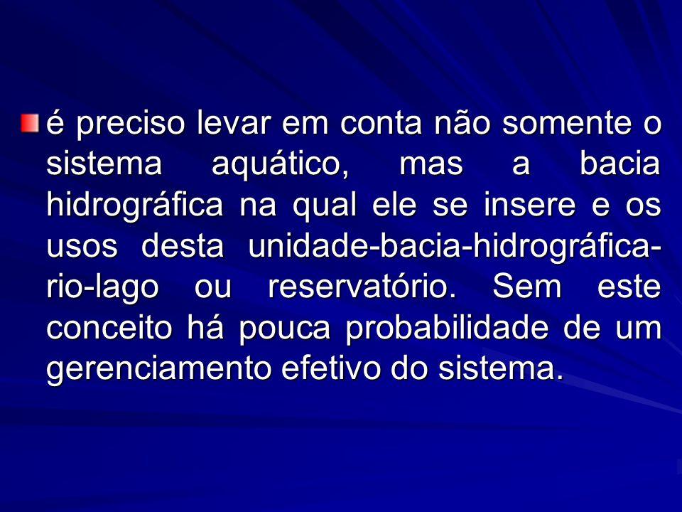 INTRODUÇÃO DE ESPÉCIES EXÓTICAS A introdução de espécies exóticas de plantas, peixes e outros organismos produz extensas modificações nas cadeias alimentares, em lagos e reservatórios no Brasil.