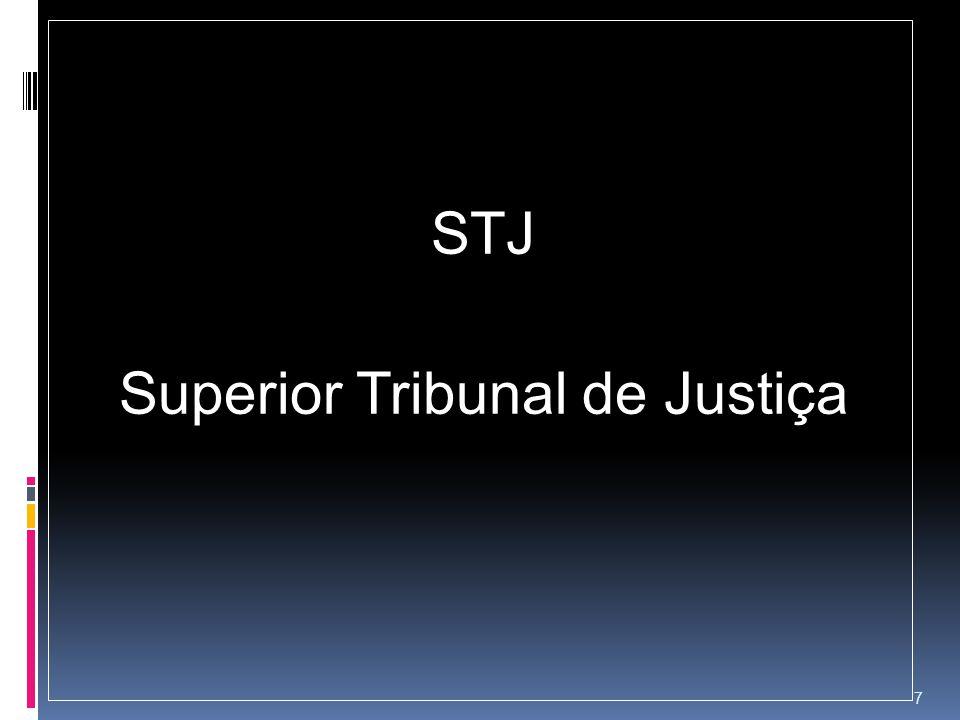 STJ Superior Tribunal de Justiça 7