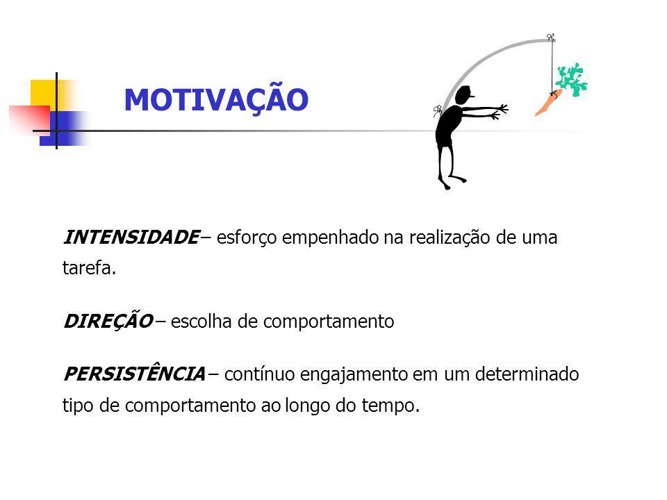 MOTIVAÇÃO O QUE É.Conceito subjetivo.