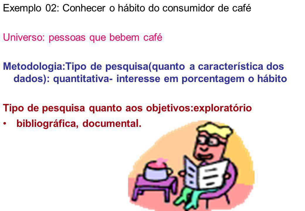 Exemplo 01:Pesquisa para aferir na população de Ribeirão Preto qual a opinião sobre a atual administração. Universo: moradores de Ribeirão Preto ( pel